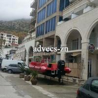 Apartment at the first line of the sea / lake in Montenegro, Budva, Przno, 37 sq.m.