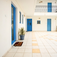 Flat in Greece, Crete, Irakleion, 27 sq.m.