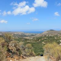 Land plot in Greece, Crete, Irakleion