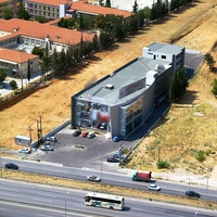 Business center in Greece, Central Macedonia, Center, 4500 sq.m.