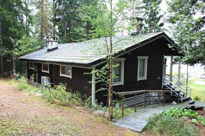 Купить дом в финляндии у озера дубай квартиры продажа