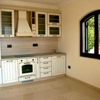 Apartment at the second line of the sea / lake, in the suburbs in Montenegro, Budva, Przno, 114 sq.m.